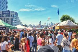 Smorgasburg Williamsburg New York.