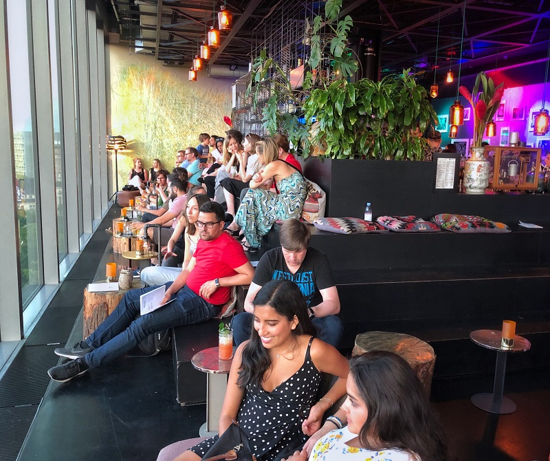 Hotspot Berlijn: Rooftop Monkey Bar