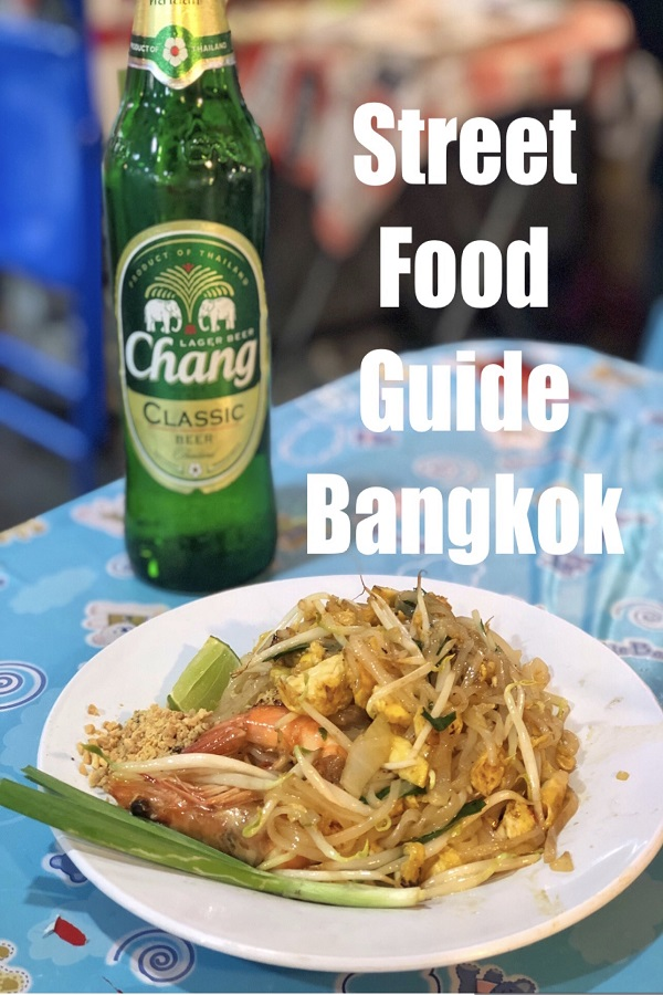Street food guide Bangkok