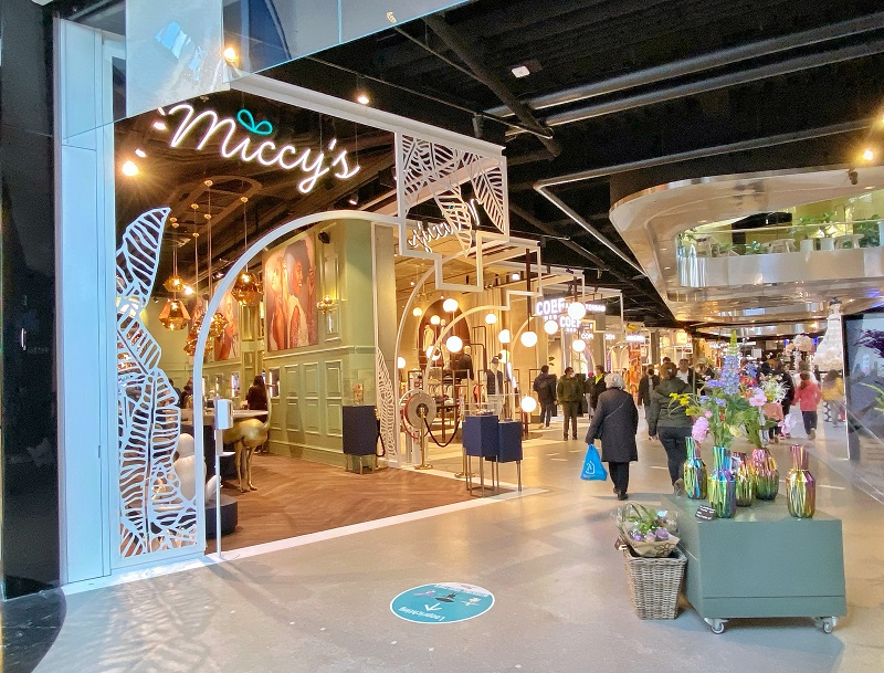 The Gallery - Westfield Mall of the Netherlands